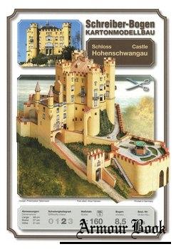 Castle Hohenschwangau [Schreiber-Bogen 685]