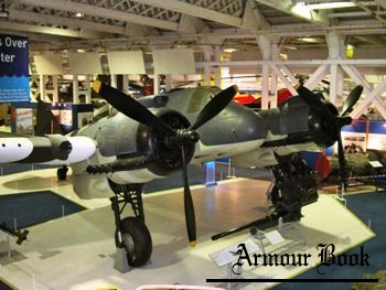 Beaufighter TF.X [Walk Around]
