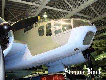 Bristol Beaufort Mk.VIII [Walk Around]