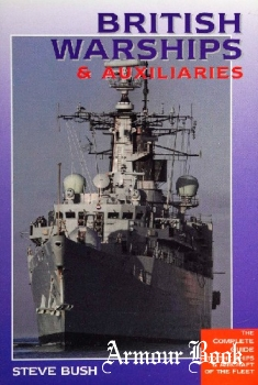 British Warships & Auxiliaries 2009 [Maritime Books]