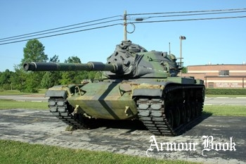 M60A1 Main Battle Tank [Walk Around]