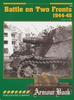 Battle on Two Fronts 1944-1945 [Concord 7048]