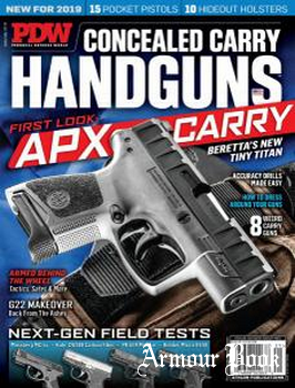 Personal Defense World: Concealed Carry Handguns 2019-06/07