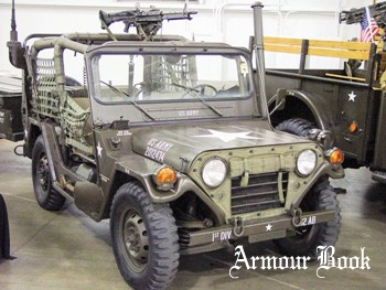 Ford M151 Mutt [Walk Around]