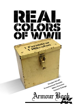 Real Colors of WWII (Spanish) [AK Interactive]