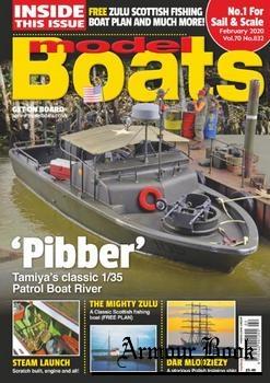 Model Boats 2020-02