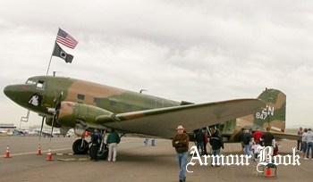 AC-47 Spooky Gunship [Walk Around]