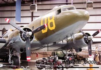 C-47 Skytrain Composite [Walk Around]