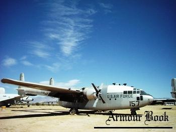 C-119C Flying Boxcar [Walk Around]