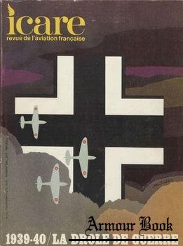 1939-1940 La Drole de Guerre [Icare №53]