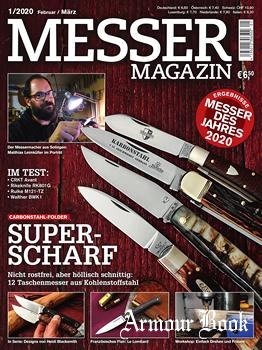Messer Magazin 2020-01