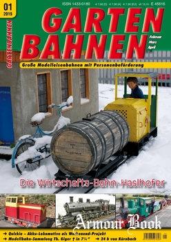Gartenbahnen 01/2019