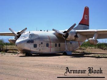 C-123K Provider [Walk Around]
