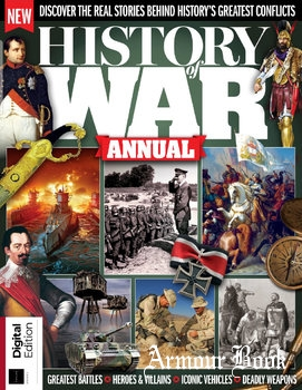 History of War Annual Volume 5 [Future Publishing Limited]