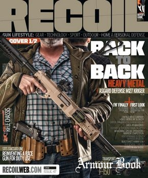 Recoil - Issue 47, 2020
