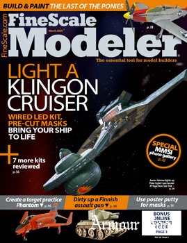 FineScale Modeler 2020-03 (Vol.38 No.03)