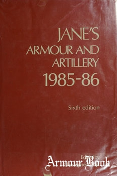 Jane's Armour and Artillery 1985-1986 [Jane's Publishing Company]