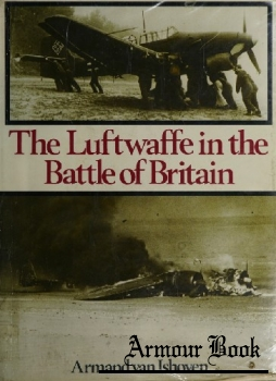 Luftwaffe in the Battle of Britain [Ian Allan]