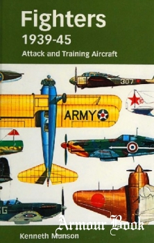 Fighters 1939-45: Attack and Training Aircraft [Bounty Books]