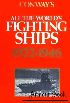 Conway's All the World's Fighting Ships 1860-1905 [Conway Maritime Press]