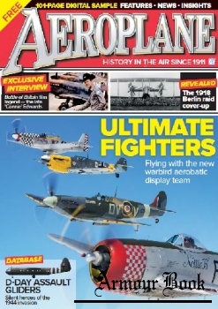 Aeroplane Free Sample Issue 2020