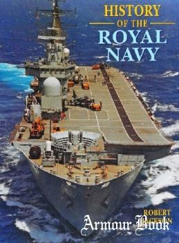 History of the Royal Navy [Parragon]