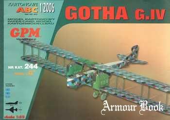 Gotha G.IV [GPM 244]
