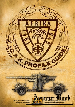 Afrika 1941-1943 [D.A.K. Profile Guide]