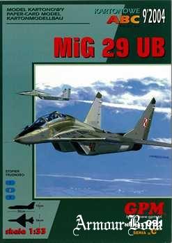 MiG 29UB [GPM 091]