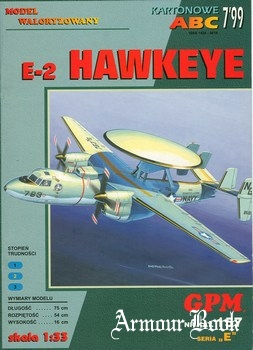 Grumman E-2 Hawkeye [GPM 157]