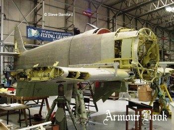 Hawker Sea Fury [Walk Around]