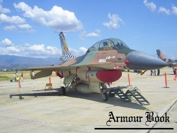 General Dynamics F-16B Block 15 [Walk Around]