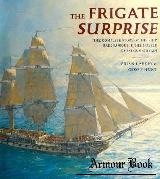 The Frigate Surprise [W. W. Norton & Company]