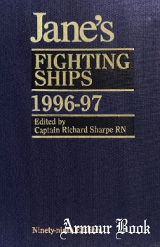 Jane's Fighting Ships 1996-1997 [Jane's Information Group]