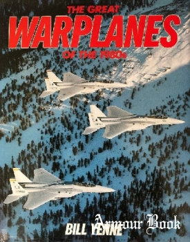 The Great Warplanes of the 1980s [Gallery Books]
