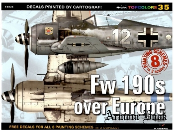 Fw 190s over Europe Part 1 [Topcolors 15035]
