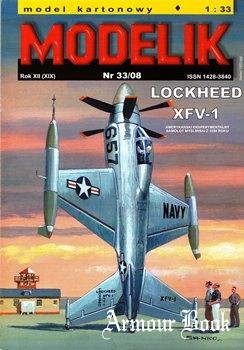 Lockheed XFV-1 [Modelik 2008-33]