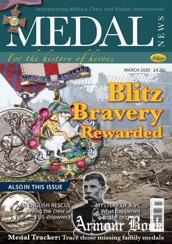 Medal News 2020-03