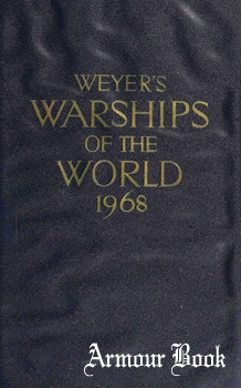 Weyer's Warships of the World 1968 [United States Naval Institute]