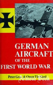German Aircraft of the First World War [Putnam]