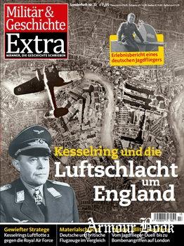 Kesselring und die Luftschlacht um England [Militar & Geschichte Extra №13]