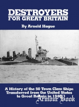 Destroyers for Great Britain [Naval Institute Press]