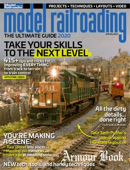 Model Railroading The Ultimate Guide 2020 [Model Railroad Special]