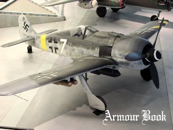 Focke-Wulf Fw 190F-8 [Walk Around]