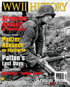 WWII History 2020-04 (Vol.19 No.05)