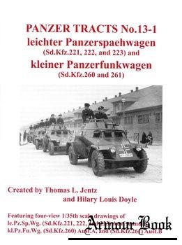 Leichter Panzerspaehwagen and Kleiner Panzerfunkwagen [Panzer Tracts No.13-1]