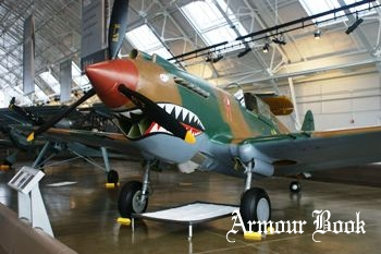 P-40C Warhawk [Walk Around]