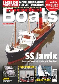 Model Boats 2020-05