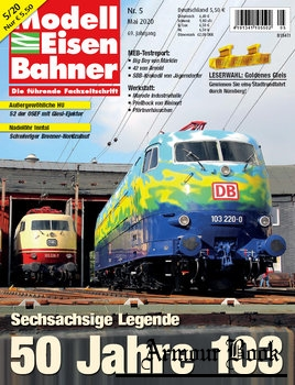 Modelleisenbahner 2020-05
