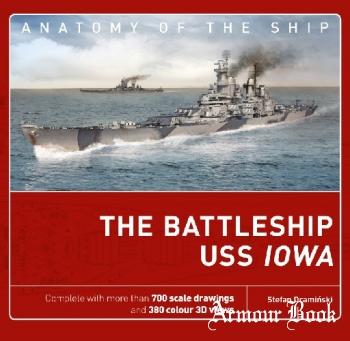 The Battleship USS Iowa [Anatomy of the Ship]